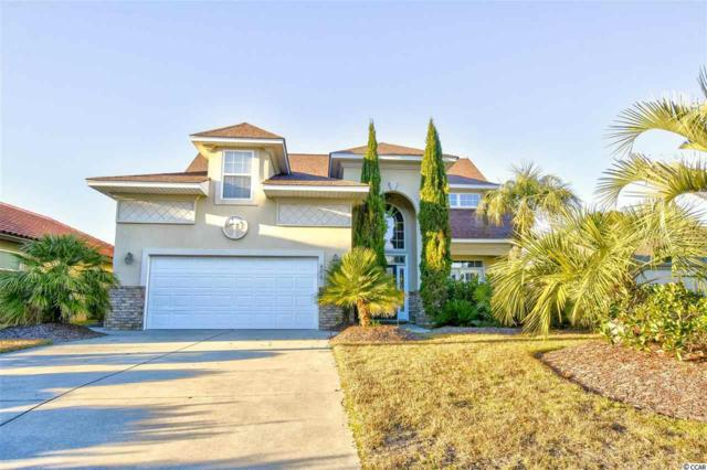 866 Bluffview Dr., Myrtle Beach, SC 29579 (MLS #1824989) :: The Litchfield Company