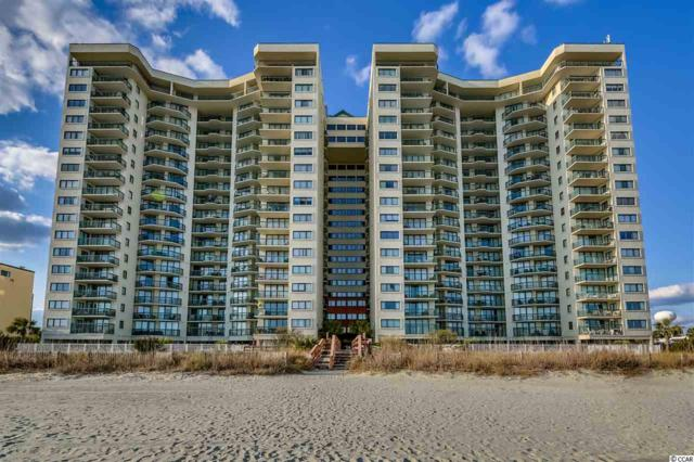 201 South Ocean Blvd. #1409, North Myrtle Beach, SC 29582 (MLS #1824996) :: The Litchfield Company