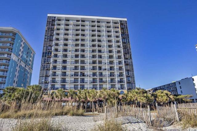 2701 S Ocean Blvd. #1212, Myrtle Beach, SC 29577 (MLS #1825002) :: The Lachicotte Company