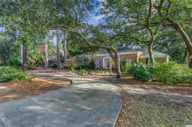 780 Mount Gilead Rd., Murrells Inlet, SC 29576 (MLS #1825064) :: James W. Smith Real Estate Co.