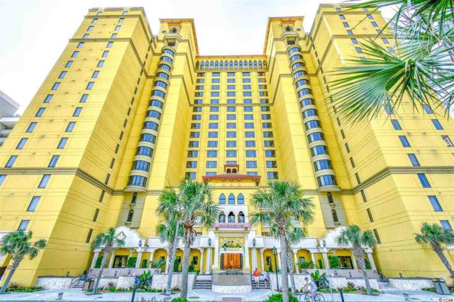 2600 N Ocean Blvd. #1614, Myrtle Beach, SC 29577 (MLS #1825076) :: The Lachicotte Company