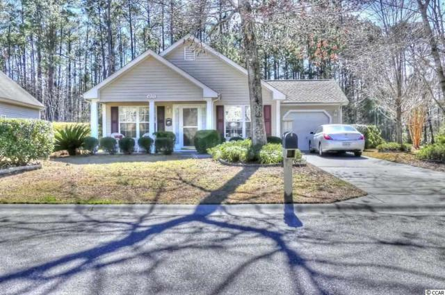 4531 Fringetree Dr., Murrells Inlet, SC 29576 (MLS #1825077) :: Right Find Homes