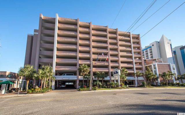7200 N Ocean Blvd. #261, Myrtle Beach, SC 29572 (MLS #1825097) :: The Litchfield Company