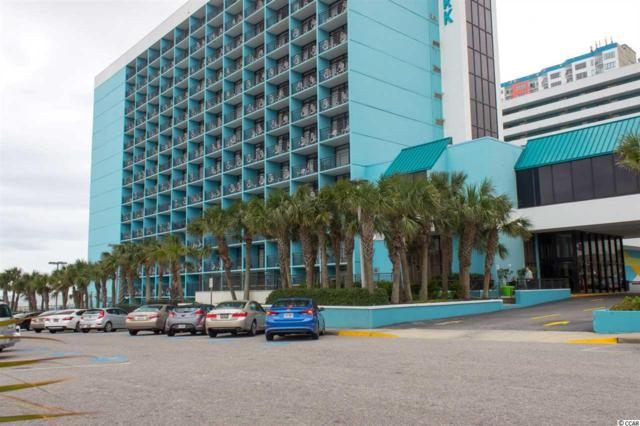 1501 S Ocean Blvd. #714, Myrtle Beach, SC 29577 (MLS #1825125) :: The Greg Sisson Team with RE/MAX First Choice
