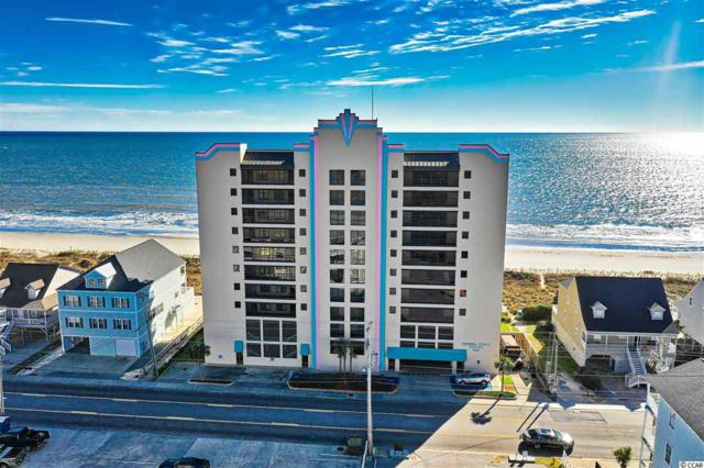 4000 North Ocean Blvd. #604, North Myrtle Beach, SC 29582 (MLS #1825134) :: James W. Smith Real Estate Co.