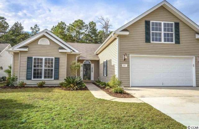 501 Westham Dr., Murrells Inlet, SC 29576 (MLS #1825135) :: James W. Smith Real Estate Co.