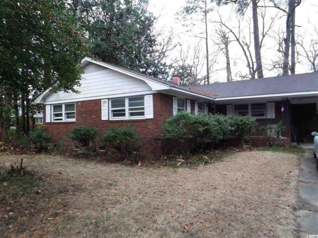 150 Busbee St., Conway, SC 29526 (MLS #1825175) :: Myrtle Beach Rental Connections