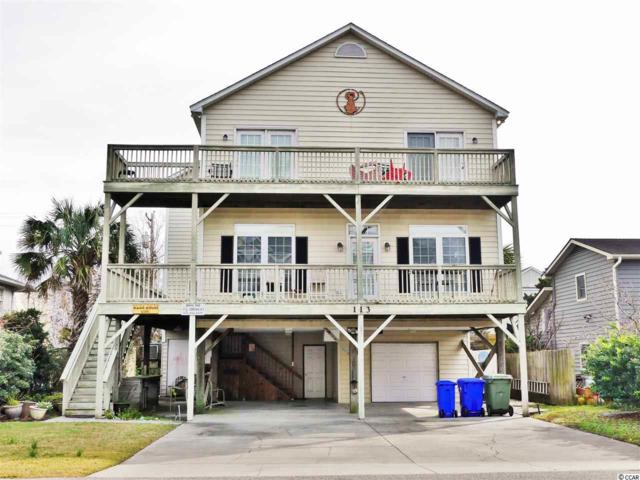 113 Dogwood Dr. S, Surfside Beach, SC 29575 (MLS #1825187) :: The Hoffman Group