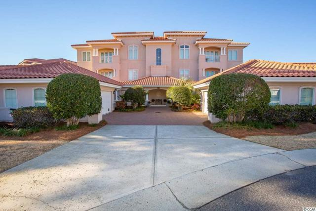 8625 San Marcello Dr. 9-101, Myrtle Beach, SC 29579 (MLS #1825188) :: SC Beach Real Estate