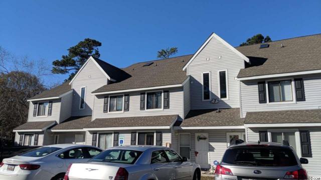 500 Fairway Village Dr. 7- P, Myrtle Beach, SC 29588 (MLS #1825256) :: The Trembley Group