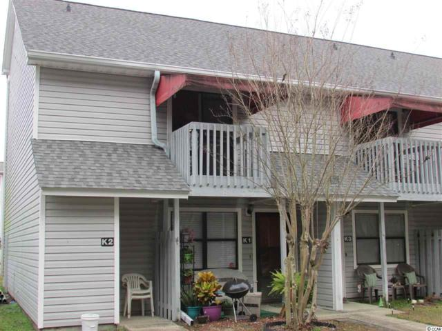 801 Burcale Rd. K2, Myrtle Beach, SC 29579 (MLS #1825263) :: James W. Smith Real Estate Co.