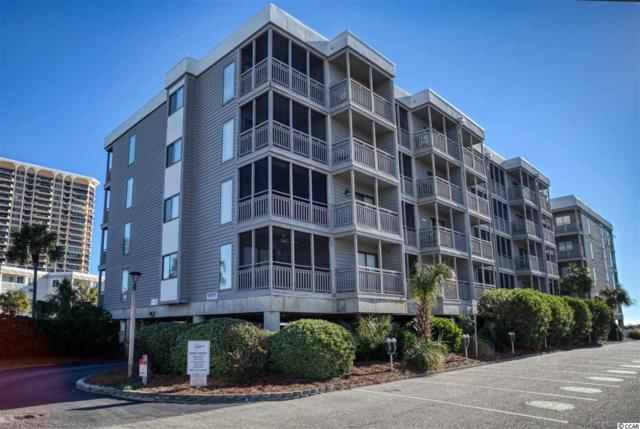 9580 Shore Dr. 5-109, Myrtle Beach, SC 29572 (MLS #1825272) :: The Greg Sisson Team with RE/MAX First Choice