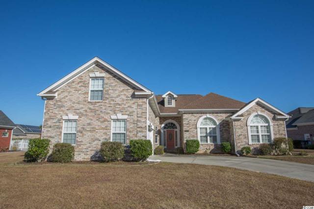 207 Cypress Estates Dr., Murrells Inlet, SC 29576 (MLS #1825302) :: The Litchfield Company
