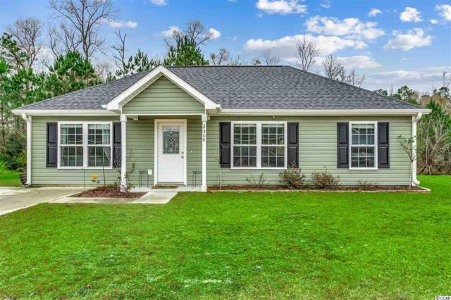 2308 Belladora Rd., Conway, SC 29527 (MLS #1825341) :: The Trembley Group