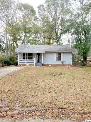 429 Villa Woods Dr., Myrtle Beach, SC 29579 (MLS #1825372) :: Right Find Homes