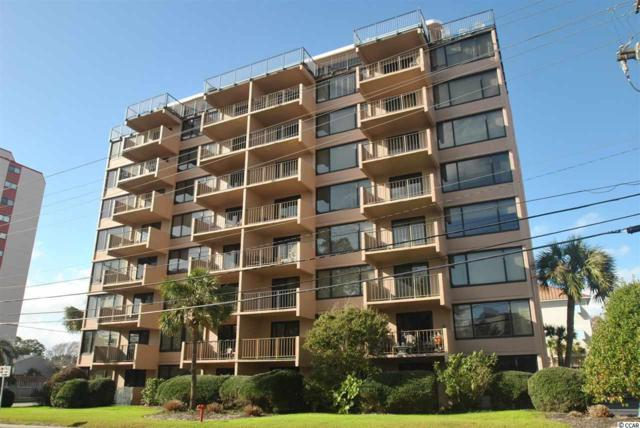 7601 N Ocean Blvd. 1A, Myrtle Beach, SC 29579 (MLS #1825387) :: The Hoffman Group