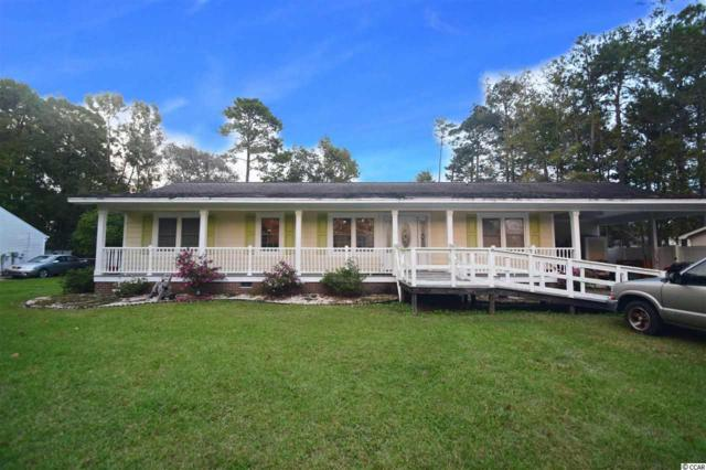 19 Cheyenne Rd., Myrtle Beach, SC 29588 (MLS #1825390) :: The Litchfield Company