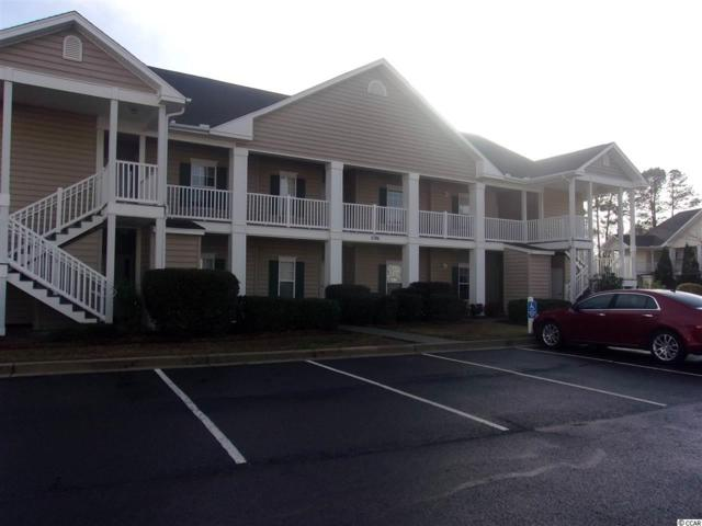 5786 Longwood Dr. #203, Murrells Inlet, SC 29576 (MLS #1825411) :: The Litchfield Company