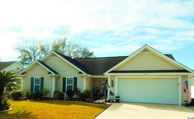 206 Melody Gardens Dr., Surfside Beach, SC 29575 (MLS #1825455) :: The Hoffman Group