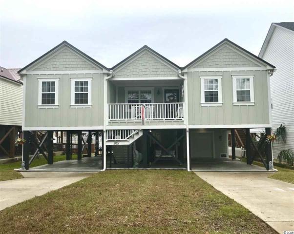 505 Bay Drive Ext., Garden City Beach, SC 29576 (MLS #1825488) :: Myrtle Beach Rental Connections