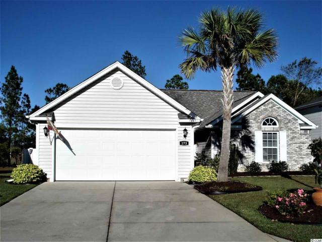 173 Southborough Ln., Myrtle Beach, SC 29588 (MLS #1825491) :: Right Find Homes