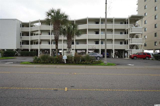 3901 S Ocean Blvd. #128, North Myrtle Beach, SC 29582 (MLS #1900004) :: James W. Smith Real Estate Co.