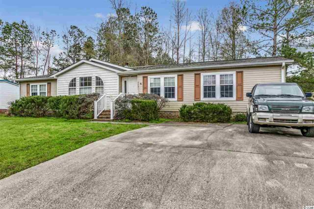 1916 Athens Dr., Conway, SC 29526 (MLS #1900006) :: The Trembley Group