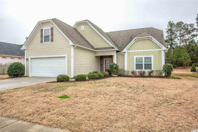 161 Barons Bluff Dr., Conway, SC 29526 (MLS #1900084) :: The Hoffman Group