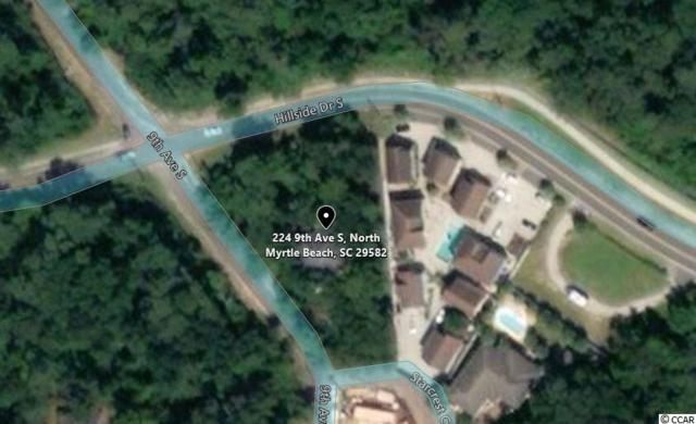 224 9th Ave. S, North Myrtle Beach, SC 29582 (MLS #1900091) :: The Hoffman Group