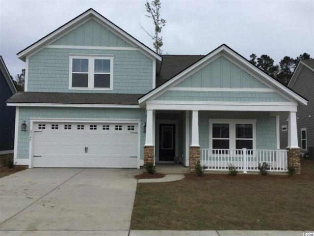 2468 Goldfinch Dr., Myrtle Beach, SC 29577 (MLS #1900110) :: The Trembley Group
