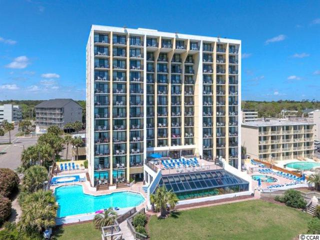 1905 S Ocean Blvd. #1216, Myrtle Beach, SC 29577 (MLS #1900135) :: SC Beach Real Estate