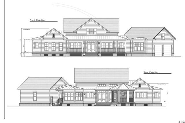 Lot 32 Huntington Marsh Rd., Murrells Inlet, SC 29576 (MLS #1900141) :: The Hoffman Group