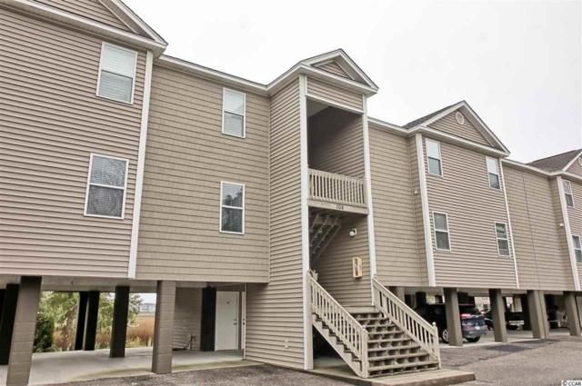 104 South Cove Pl. 5-A, Pawleys Island, SC 29585 (MLS #1900160) :: The Hoffman Group
