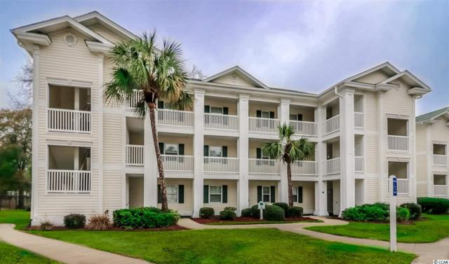 493 White River Dr. 28-I, Myrtle Beach, SC 29579 (MLS #1900162) :: Right Find Homes