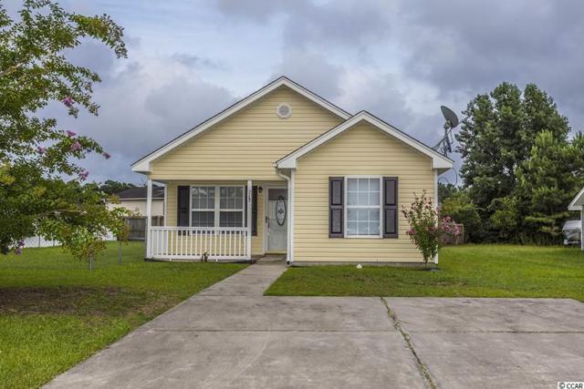 213 Weyburn St., Myrtle Beach, SC 29579 (MLS #1900167) :: James W. Smith Real Estate Co.