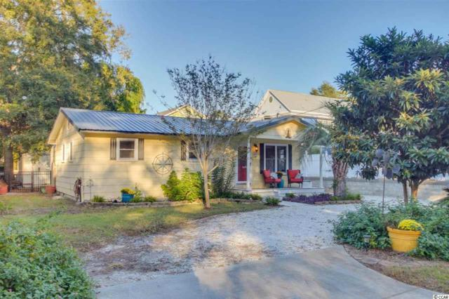614 3rd Ave. S, Surfside Beach, SC 29575 (MLS #1900205) :: Myrtle Beach Rental Connections