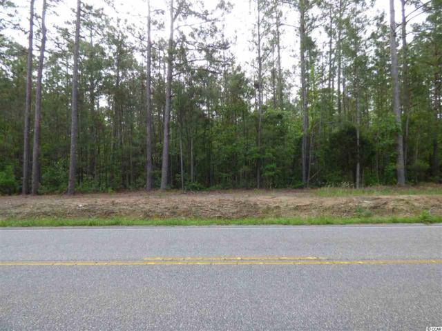 Lot 38 Highway 50, Little River, SC 29566 (MLS #1900215) :: The Litchfield Company