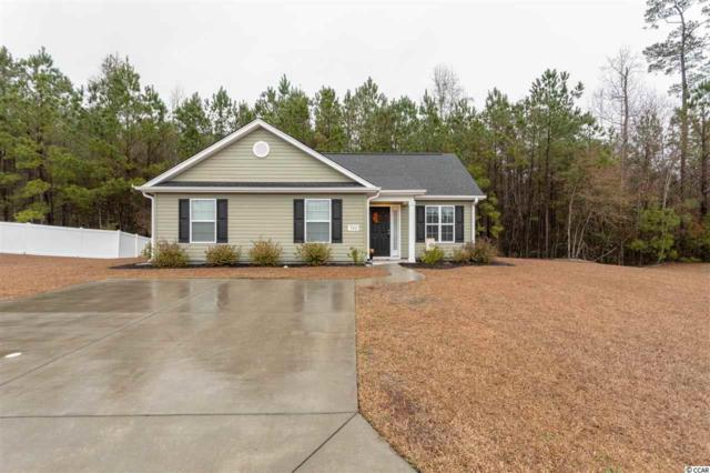 240 Upper Saddle Circle, Conway, SC 29526 (MLS #1900217) :: Right Find Homes