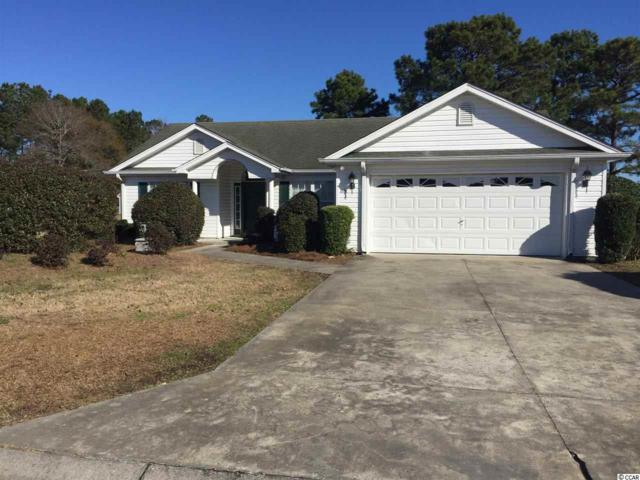 1201 Gailard Dr., Conway, SC 29526 (MLS #1900219) :: James W. Smith Real Estate Co.