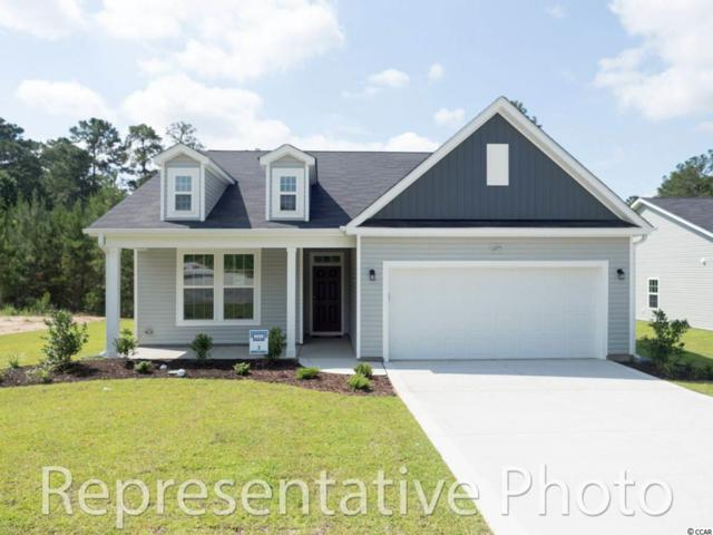 7995 Swansong Circle, Myrtle Beach, SC 29579 (MLS #1900228) :: The Trembley Group