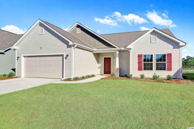 7979 Swansong Circle, Myrtle Beach, SC 29579 (MLS #1900229) :: The Trembley Group