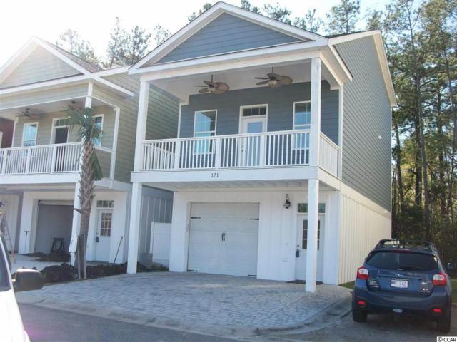 191 Jamestown Landing Rd., Garden City Beach, SC 29576 (MLS #1900247) :: The Hoffman Group