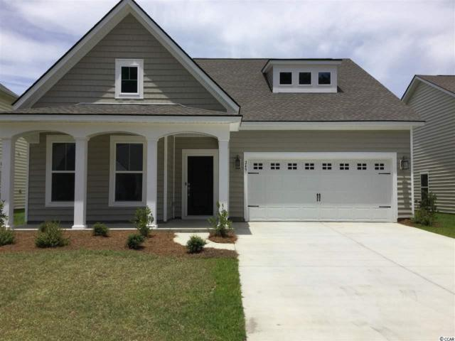512 Harbison Circle, Myrtle Beach, SC 29588 (MLS #1900254) :: James W. Smith Real Estate Co.