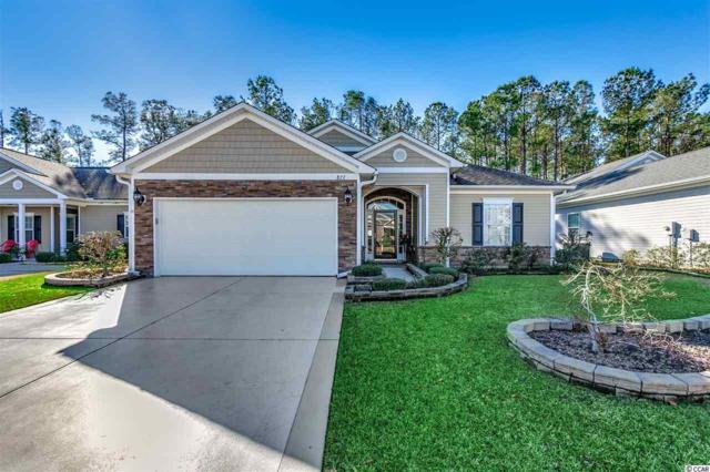 827 Wintercreeper Dr., Longs, SC 29568 (MLS #1900273) :: Right Find Homes