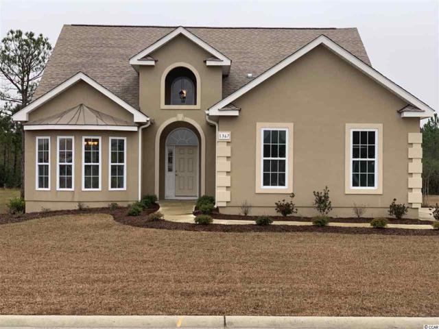 1367 Bermuda Grass Dr., Myrtle Beach, SC 29579 (MLS #1900274) :: Jerry Pinkas Real Estate Experts, Inc