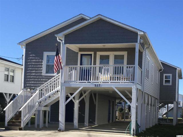 317 N 61st Ave. N, North Myrtle Beach, SC 29582 (MLS #1900294) :: SC Beach Real Estate