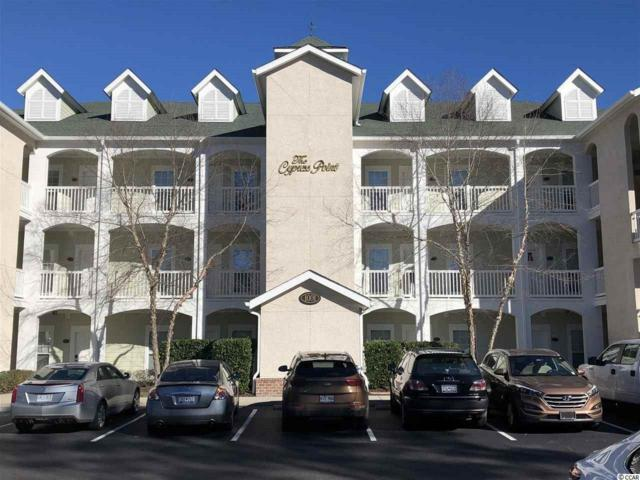 1001 World Tour Blvd. #206, Myrtle Beach, SC 29579 (MLS #1900303) :: The Lachicotte Company