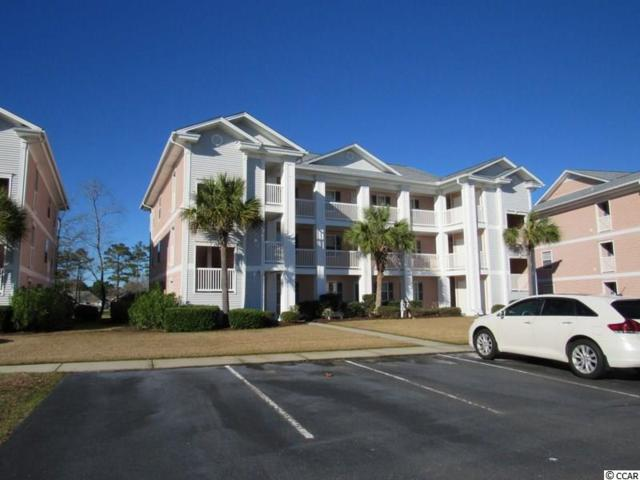 627 Waterway Village Blvd. 8-G, Myrtle Beach, SC 29579 (MLS #1900314) :: The Litchfield Company