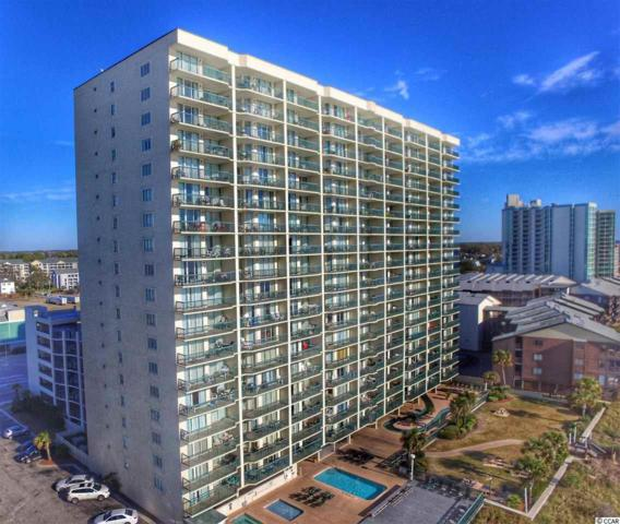 102 N Ocean Blvd. #1501, North Myrtle Beach, SC 29582 (MLS #1900316) :: Garden City Realty, Inc.