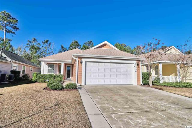 321 Declyn Ct., Murrells Inlet, SC 29576 (MLS #1900317) :: The Greg Sisson Team with RE/MAX First Choice
